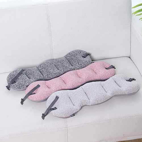 双面粒子U型枕