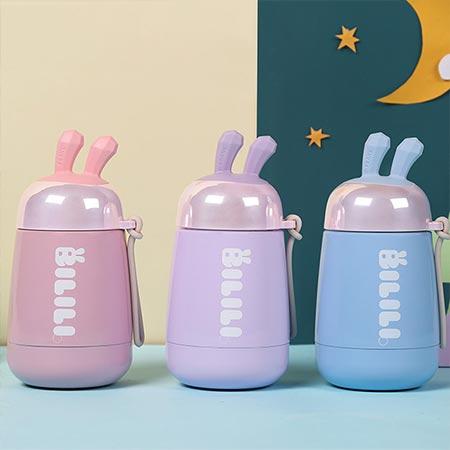 兔兔保温杯210ML