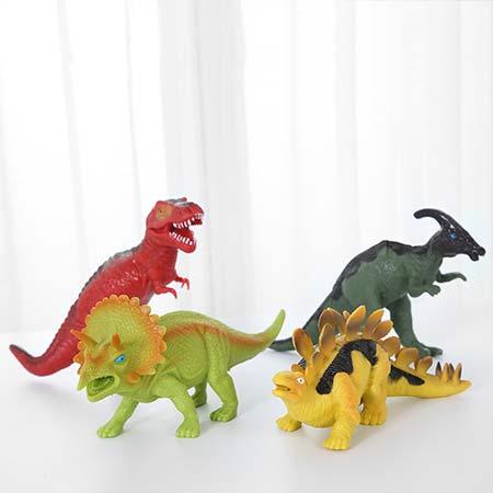塑胶恐龙玩具