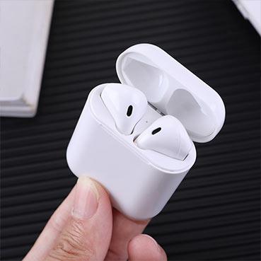 双耳带充电仓无线耳机