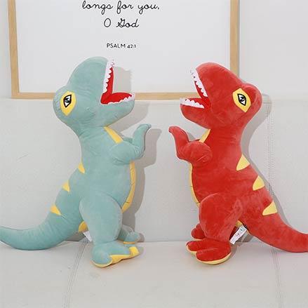 霸气恐龙公仔